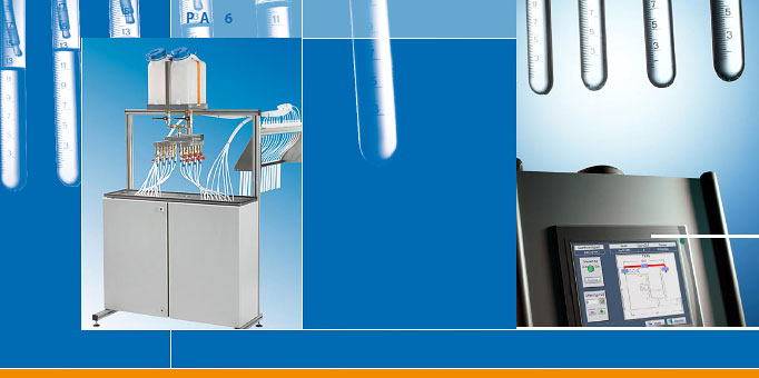 PA 6 - Automatic primer-dosing control