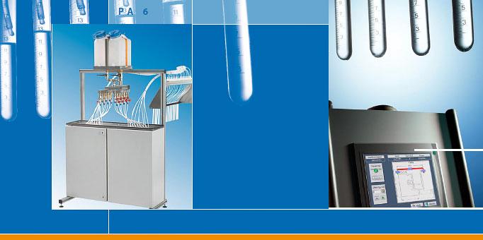PA 6 - Automatic primer-dosing control