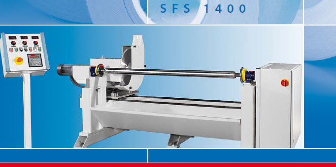 SFS 1400 - Protective foil saw